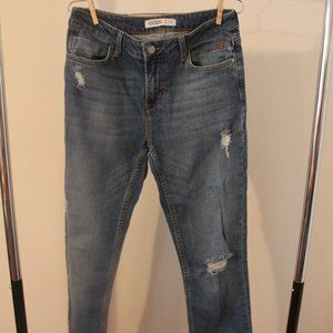Zara Basic Denim Skinny Jeans